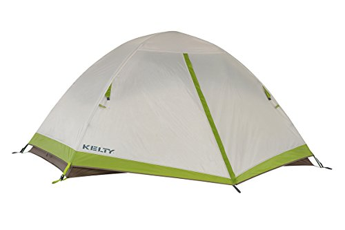 Kelty Unisex's Salida 2 Dome Tent, Brown, 2 Person