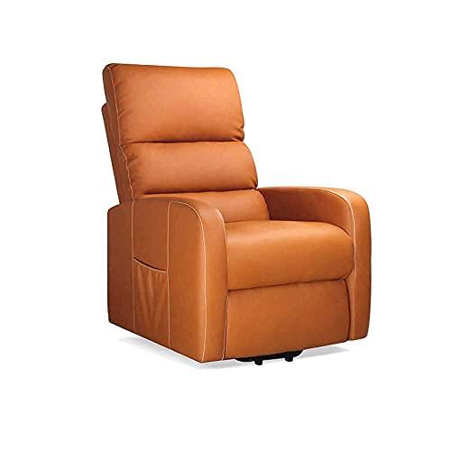 Sillón Masajeador Levantapersonas Total Relax - Disponible en varios Colores, marron camel