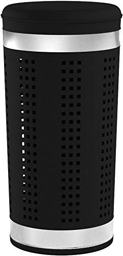 KELA Sevilla Wäschetruhe mit Sitzkissen, rund, 35×60,5cm - 5