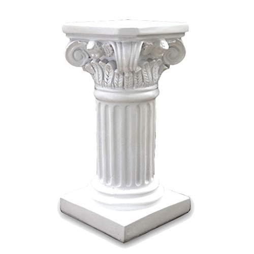 Columna Romana Columna Griega Estatua Soporte De Pedestal De Resina Estatuilla Escultura,...