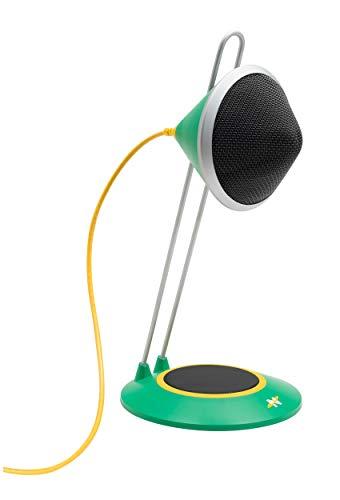 NEAT MIC-WADU Widget Desktop USB Micrófono, verde