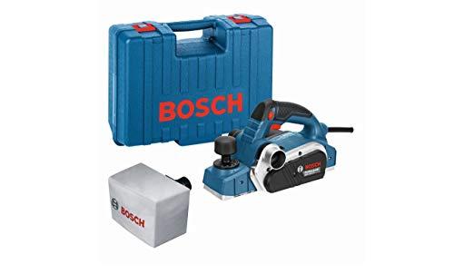 Bosch Professional GHO 26-82 D - Cepillo (710 W, rebaje 9 mm,...