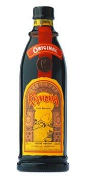 Licor de cafe kahlua 20