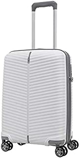 Samsonite - Varro 55cm Carry On Expandable Spinner - White