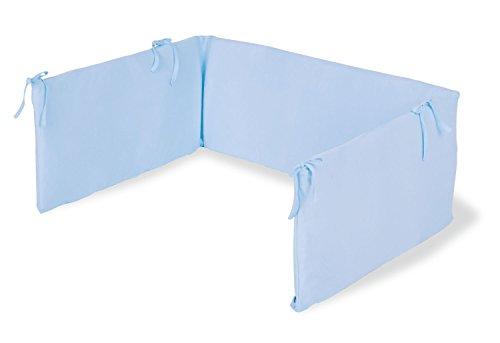 Pinolino 650062-2 Nestchen für Kinderbetten fürottee, hellblau