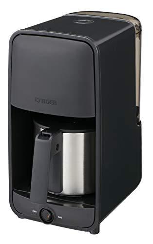 タイガー魔法瓶(TIGER)コーヒーメーカーシャワードリップタイプ ブラック満水容量(約)0.81L 6杯用 ADC-N060-K