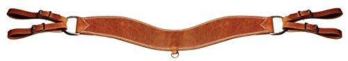 amischen USA Pferd Tack Hermann Eiche Leder lenken Tripper Brust Halsband 975h5005