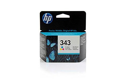 Original HP C8766EE / Nr 343 Tinte Color für HP PhotoSmart 475