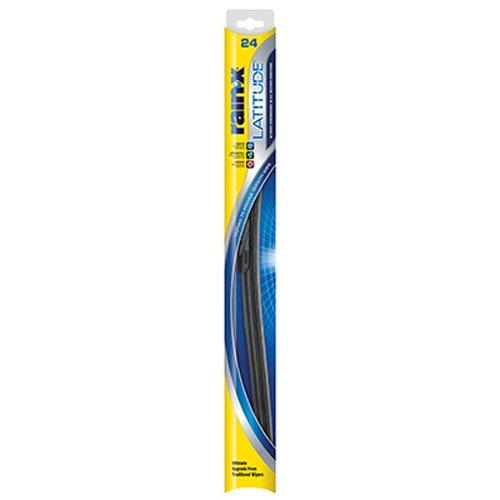 """Rain-X 5079280-1 Latitude Wiper Blade - 24"""" (Pack of 1)"""