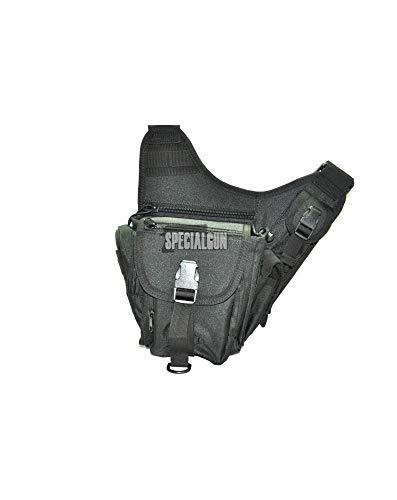 MFH Schulter-Umhängetasche 30702 Unisex Tasche Schwarz