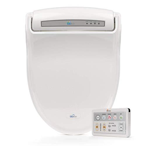 Bio Bidet BB-1000W Supreme Elongated Bidet Toilet Seat