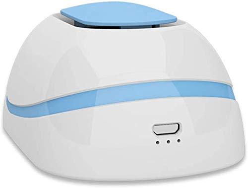 DC Wesley Purificador de aire portátil, minigenerador de ozono, purificador de aire desodorizante, cargador USB, muy adecuado para su hogar, oficina o coche