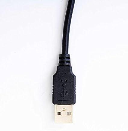OMNIHIL 15 Feet Long High Speed USB 2.0 Cable Compatible with Brother DCP-7065DN //Brother DCP-7040 //Brother DCP-8060 //HP Laserjet 4350n