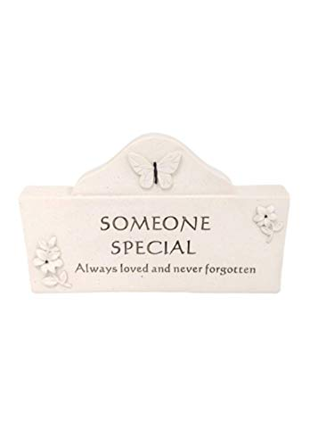 Redwood Someone Special Grave Ornament Memorial 3D Graveside Decoration Remembrance