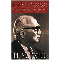 Rites of Passage: A Civil Servant Remembers