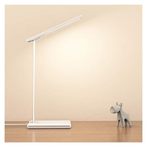 Lámpara Escritorio Protección de los ojos LED plegable creativa lámpara de escritorio de la tabla de lectura lámpara de la sala de estar dormitorio Oficina Luz Estudio ( Wattage : Rechargeable )