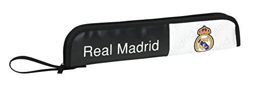 Real Madrid Portaflautas (SAFTA 811557284), Multicolor, 37 cm