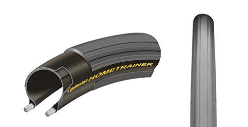 Continental Fahrrad Reifen Hometrainer II // alle Größen, Ausführung:schwarz, Faltreifen, Dimension:32-622 (28×1,25´´) 700×32C