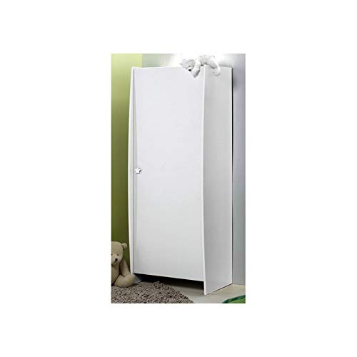 Alfred & Compagnie Armoire bebe blanc Lucie