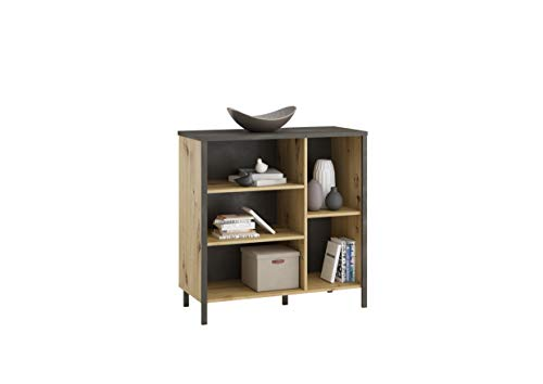 FMD furniture Scaffalatura, truciolato, ca. 90,5 x 91,5 x 40,5 cm