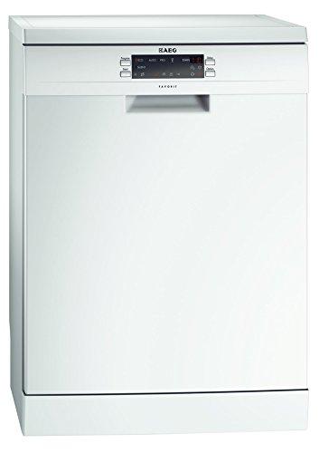 AEG F66702W0P - Lavavajillas Con Sistema De Secado Drytech