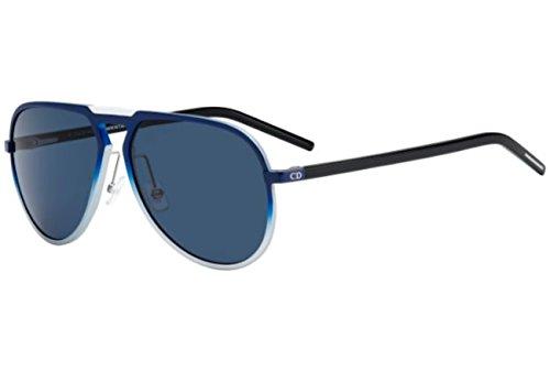 Dior AL13.2 KU T5I Gafas de sol, Azul (Bluette Black/Blue Avio), 59 para Hombre