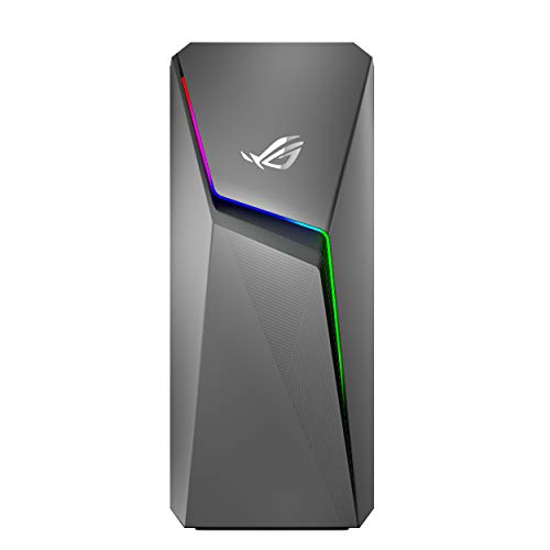 ASUS ROG Strix GL10CS-IN063T Gaming Desktop (Intel Core i5-9400F/8GB RAM/1TB HDD/Windows 10/2GB...