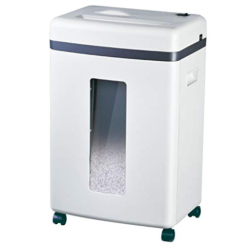 Best Price Shredder Granular Commercial Secret Waste Paper File Home Office Mobile Crusher, 22L Capa...