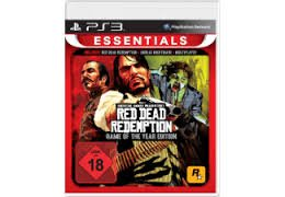 Software Pyramide PS3 Red Dead Redemption GOTY