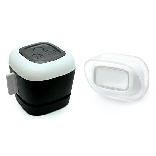 Thomson 513116 draadloze bel, 300 m, flash-functie, MP3-speler, wit