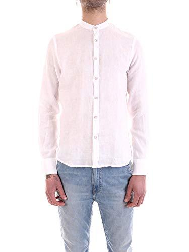 YES-ZEE Camicia Uomo Mod. 20P1010C506U400 Bianco L