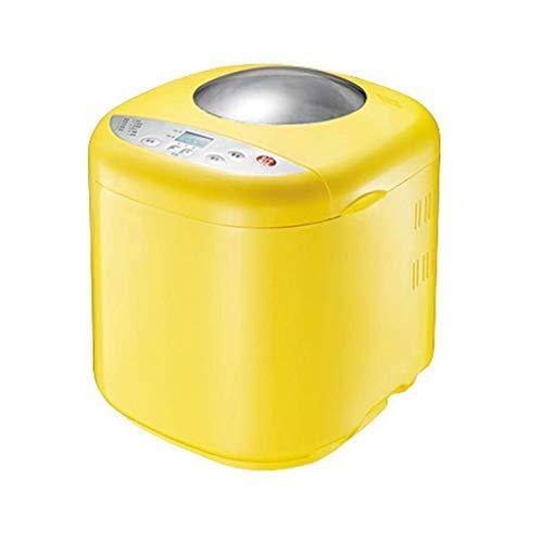 JYDQB Fast Fabricante de Pan con 10 programas de cocción del Pan Digital de Pantalla Plana, Tiempo de Retardo, Tres Browning Colores Disponibles for su elección