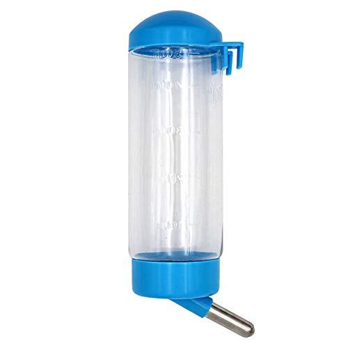 M.Z.A Hamster-Wasserflasche, automatisch, hängend, für Kaninchen, Haustiere, kein Tropfen, für Meerschweinchen, Ratten, Kaninchen, Zwerg, Rennmäuse, Chinchilla