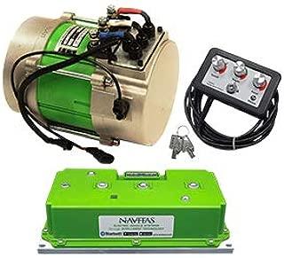 Navitas Club Car IQ/Excel 48V 5kW DC to AC Conversion Kit