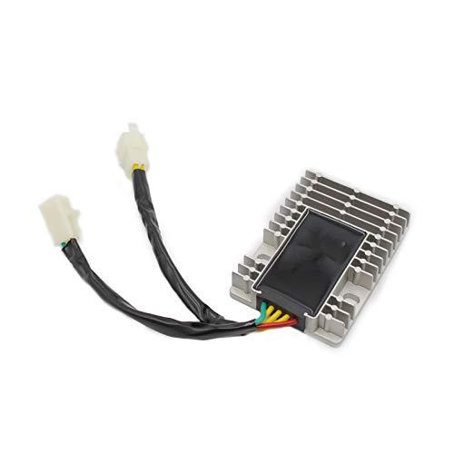 linger Regulador de Voltaje de Motocicleta Rectificadores Ajuste para Kymco Venox 250 Dink 200 EU3I Downtown 125 200 300 Personas 250 300 Dink Street 300