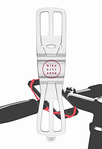Bike Citizens Finn - Die universelle Smartphone Halterung für jedes Fahrrad und jedes Handy! Mit Fahrrad Navigation - Handy Halter für das Fahrrad, MTB oder Rennrad