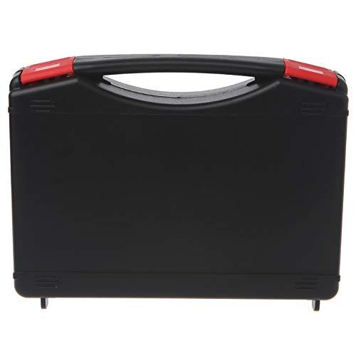 Caja de almacenamiento de herramientas de reparación Caja de utilidad Contenedor para soldador 230x180x45mm, A