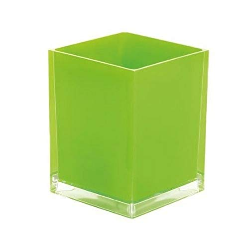 Fantastic Deal! Gedy RA09-04 Free Standing Waste Cover in Green