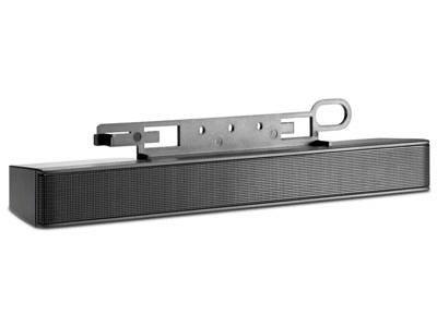 HEWLETT-PACKARD HP LCD speaker Bar - altavoz - para HP LA1905, ZR22, ZR24, ZR30, all-in-one 100, Dream colour LP2480, HP Compaq LA22, LE19 NQ576AA