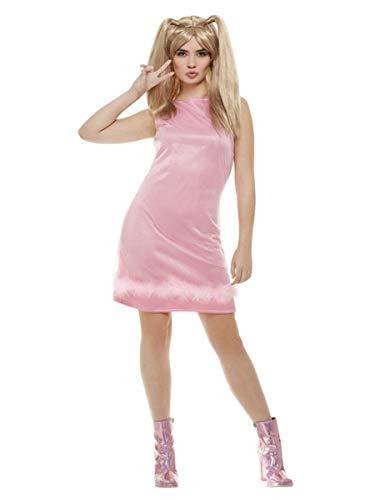 Fancy Me Damen Sexy Schick Ingwer Baby Unheimlich Sportlich Spice Girls 1990s Promi Junggesellinnenabschied Halloween Kostüm Kleid Outfit UK 36-46 - Baby, 8-10