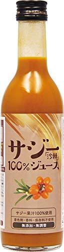 【6個セット】サジー100%ジュース 360ml