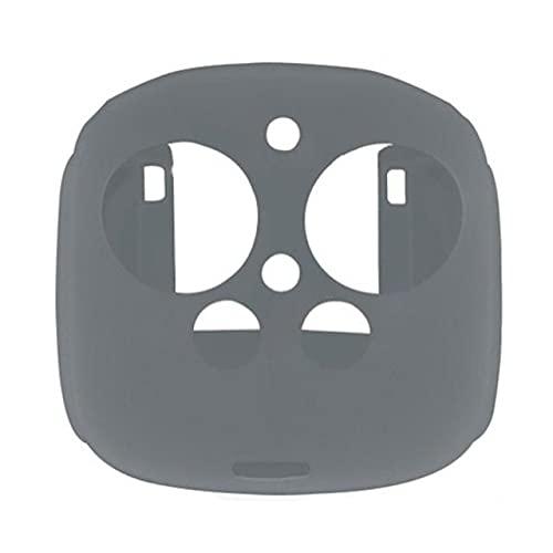 JIJIONG Custodia Protettiva in Silicone per Telecomando Custodia Antiscivolo in Pelle per DJI Phantom 3 Professional/Advanced Phantom 4 Drone 3A 3P P4 ( Color : Gray )