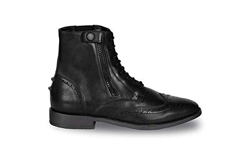 Cavallo Stiefelette LACE Slim schwarz, Schuhgröße:4-4.5
