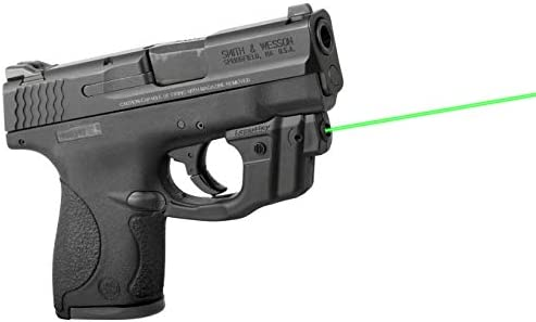LaserMax CenterFire GS SHIELD G With GripSense Green For Use With Smith Wesson M P Shield M product image