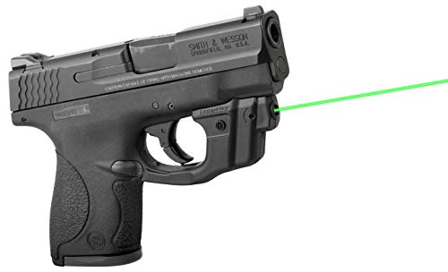 LaserMax CenterFire GS-SHIELD-G With GripSense (Green) For...