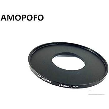 37mm a 43mm 37-43 37-43mm 37mm-43mm escalonado Step Up Lente Filtro Anillo Adaptador