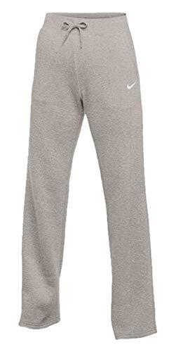 Nike Womens Team Club Fleece Pant Grey M