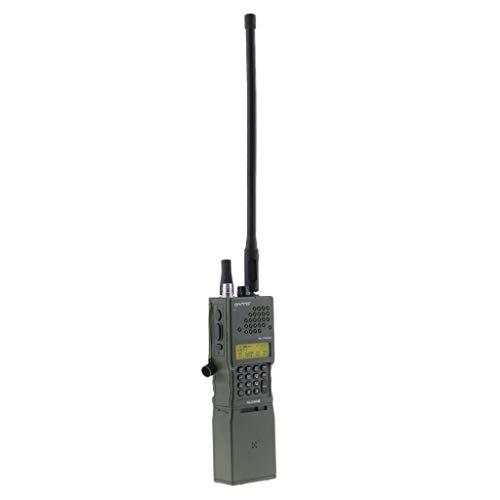 aternee an/PRC-152 Dummy Radio Case Communication Model Talkie Walkie