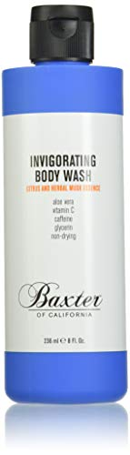 Baxter of California Invigorating Body Wash, Citrus & Herbal Musk, 8 oz
