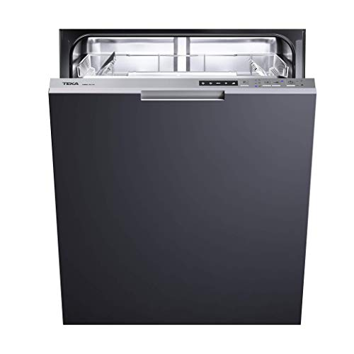 Teka Built-in Fully integrated Dishwasher DW8 55 FI, 5 programs, 12 Place settings, 60cm